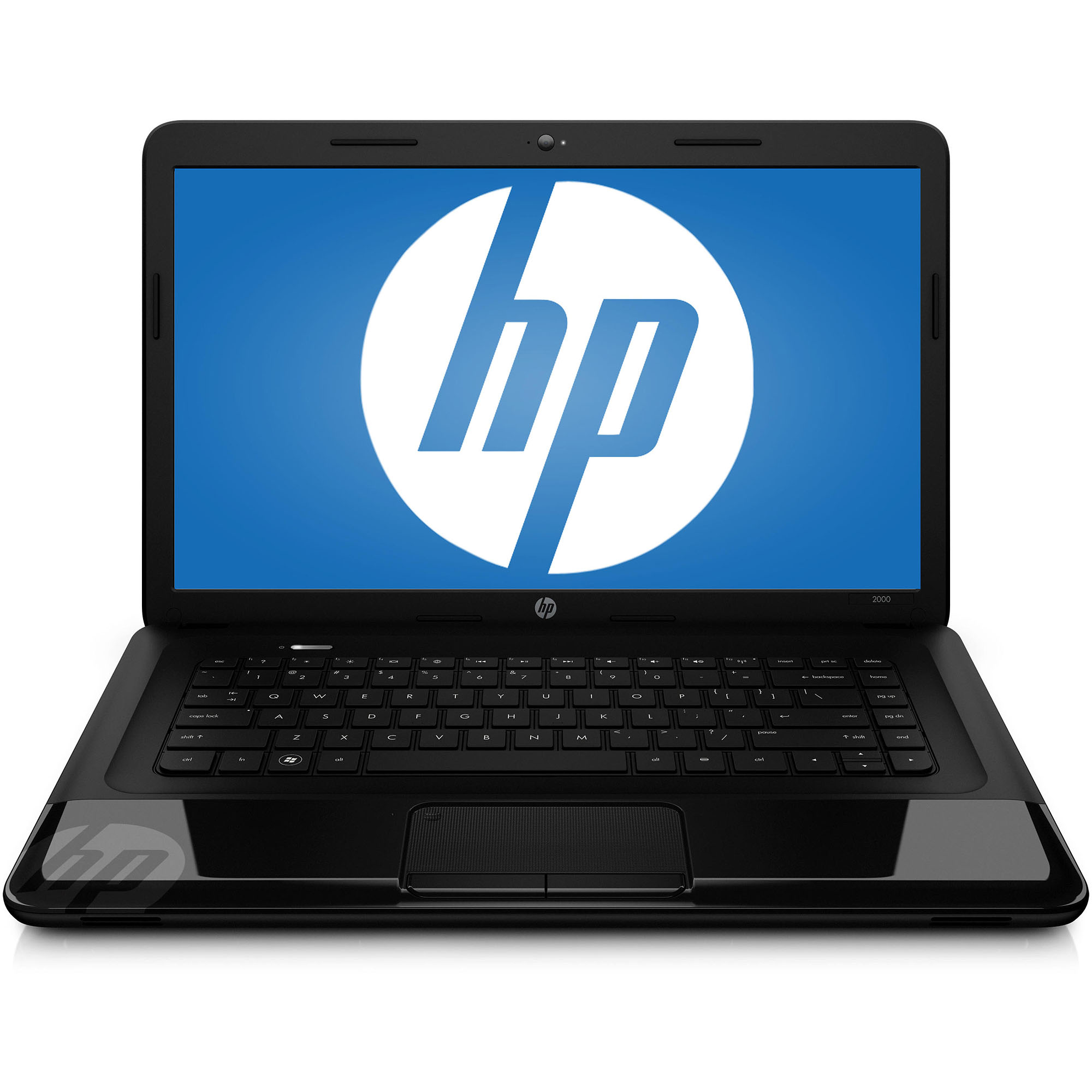 HP Refurbished Winter Blue 15.6 2000 - 2b59WM Laptop PC with Intel Pentium B960 Processor, 4GB Memory, 500GB Hard Drive and Windows 8
