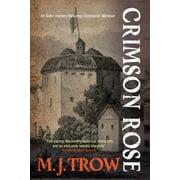 Kit Marlowe Mystery: Crimson Rose (Hardcover)(Large Print)