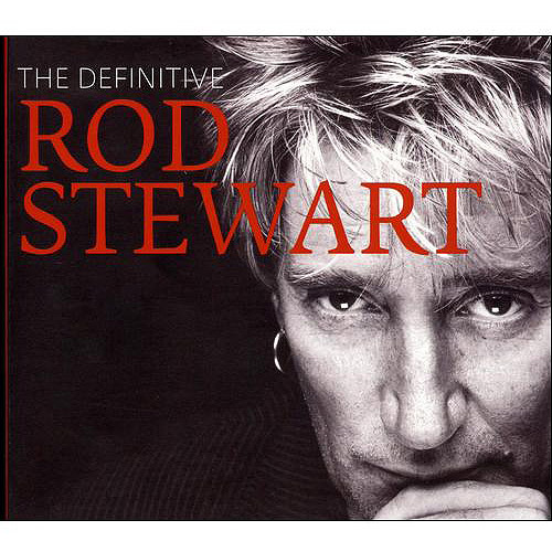 The Definitive Rod Stewart (Deluxe Edition) (3 Disc Box Set) (2 CDs and 1 DVD)