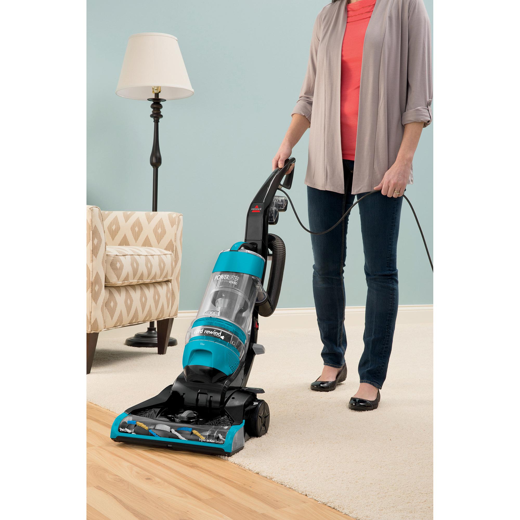 Bissell Powerlifter Rewind Bagless Vacuum, 1413 - Walmart com