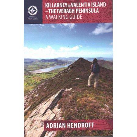 Killarney To Valentia Island  The Ivernagh Peninsula  A Walking Guide