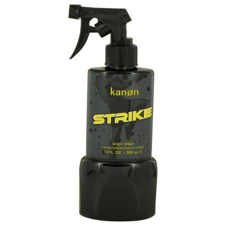 (pack 9) Kanon Strike By Kanon Body Spray10 oz - image 1 of 2