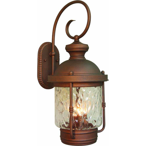 Volume Lighting Sterling 4-Light Outdoor Wall Lantern