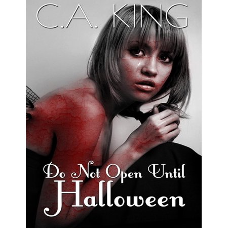 Do Not Open Until Halloween - eBook - Halloween Map Open