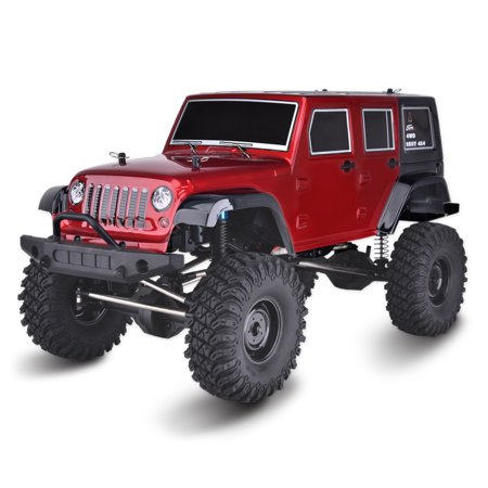 Hsp Rc Crawlers Rtr 1 10 Scale 4Wd Off Road Monster Truck Rock Crawler 4X4 High Speed Waterproof Rc Car