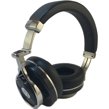 bass effect audio tiii wireless bluetooth headphones. Black Bedroom Furniture Sets. Home Design Ideas