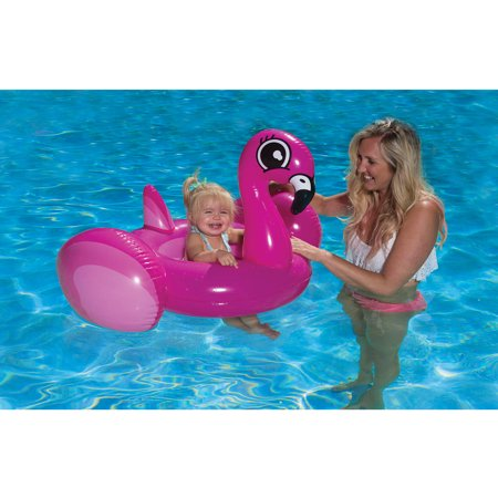 Baby Flamingo - Poolmaster Flamingo Baby Rider