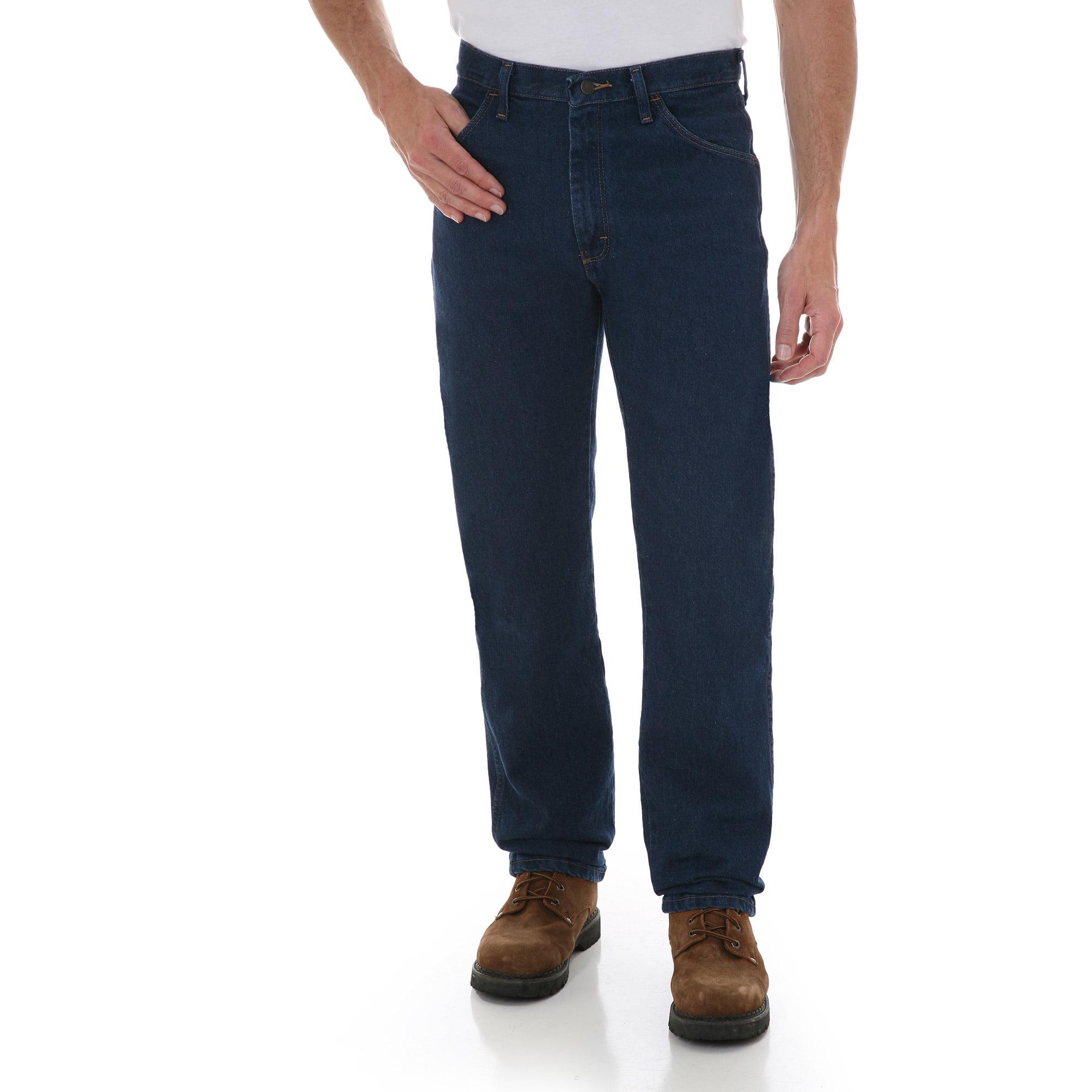 Rustler - Tall Men's Regular Fit Straight-Leg Jeans