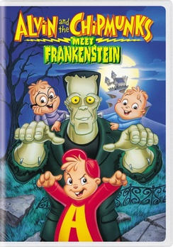Alvin and the Chipmunks Meet Frankenstein (DVD) by Universal Pictures Home Entertainment