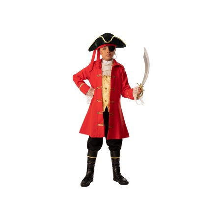 Pirate Captain Childs Costume - Captain Pirate Costume
