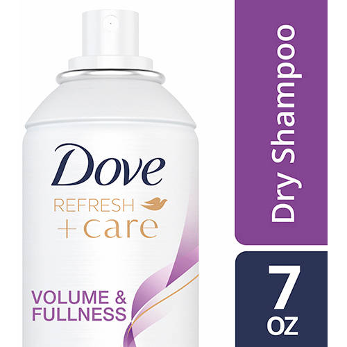 Dove Invigorating Dry Shampoo, 5 oz