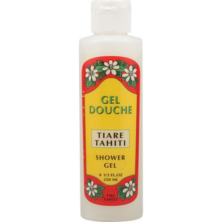 Gel Douche (Monoi Tiare Tahiti Gel Douche Shower Gel - 8.3)
