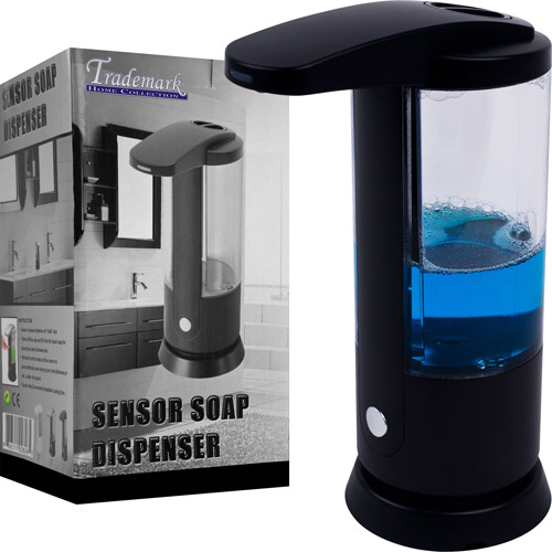 Touchless Automatic Liquid Soap Dispenser by Trademark Home