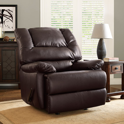 Better Homes and Gardens Deluxe Recliner, Rich Brown