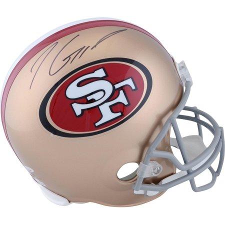 Jimmy Garoppolo San Francisco 49ers Autographed Riddell Replica Helmet - Fanatics Authentic Certified