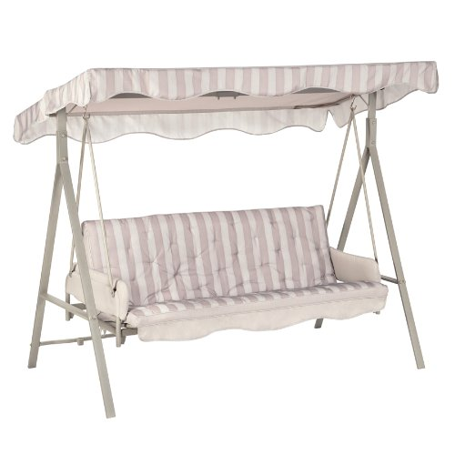 Replacement Canopy for Garden Treasures 3 Person Swing - RipLock 350