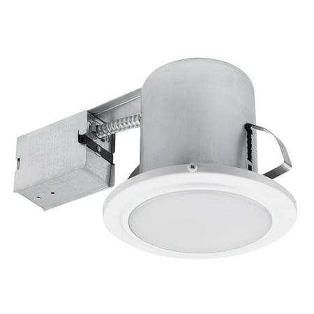 Globe Electric 5 in. White Recessed Lighting Kit, 90036