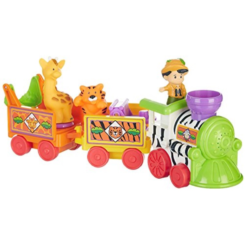Little People Musical Zoo Train Sounds and Music by Fisher-Price