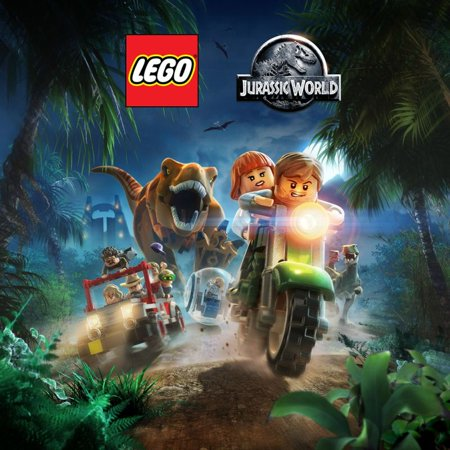 LEGO Jurassic World (PC) (Email Delivery)