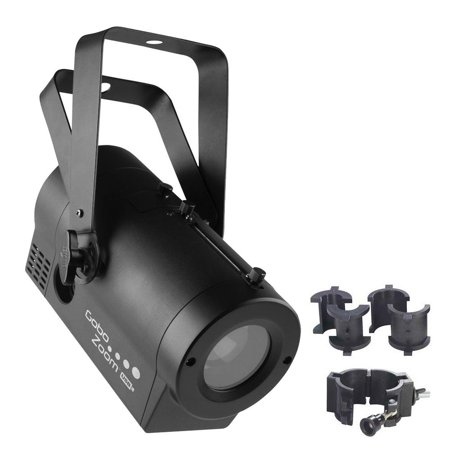 Chauvet Gobo Zoom USB LED Gobo Projector with CLP-10 O