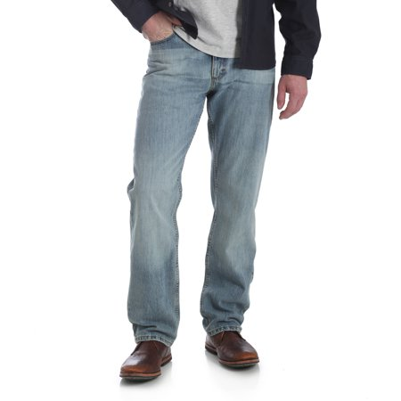 Wrangler Big Mens 5 Star Relaxed Fit Jean