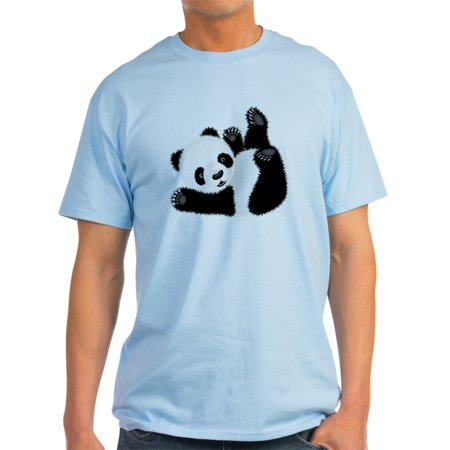 c5d97d9a0 CafePress - CafePress - Baby Panda - Light T-Shirt - CP - Walmart.com