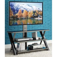 Whalen XL-2 3-in-1 Flat-Panel TV Stand for TVs up to 50