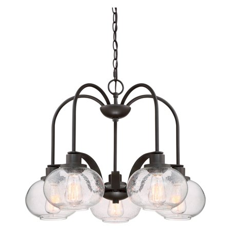 Quoizel Trilogy TRG5105OZ Dinette (Dinette Transitional Chandelier)