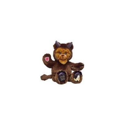 Build A Bear Disneys Action Movie Beauty And The Beast 19 Plush Toy