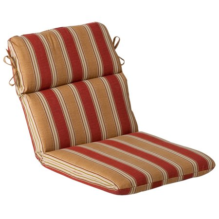 outdoor patio furniture high back chair cushion red. Black Bedroom Furniture Sets. Home Design Ideas