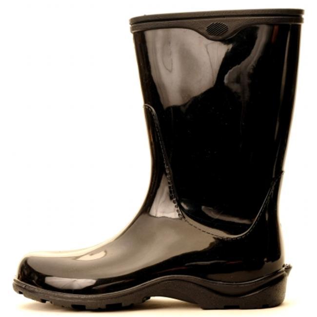 Sloggers Size 9 Black Womens Sloggers Waterproof Rain Boots  5000BK09 - image 1 de 1