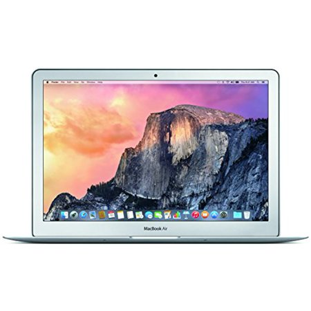 Apple MacBook Air 13.3 Inch Laptop MJVE2LL/A Intel Core i5 1.6GHz, 4GB RAM, 128GB SSD (Scratch and Dent