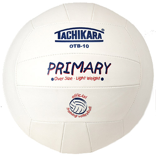 Tachikara OTB10 Primary Oversized Training Volleyball