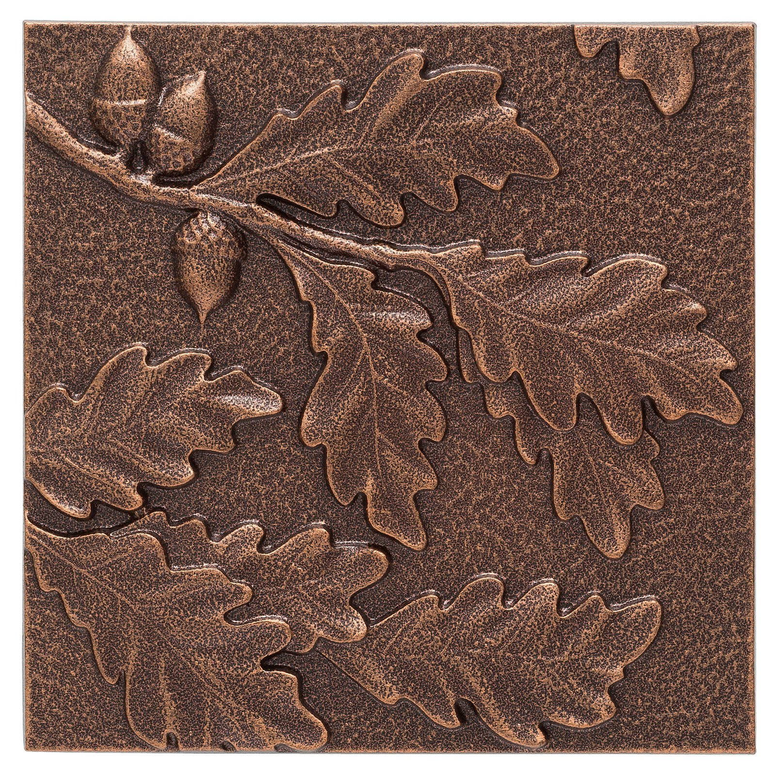 Oak Leaf Wall Decor
