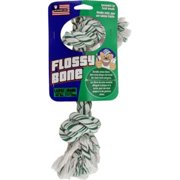 Petsport Usa Inc 80000 Large Flossy Bone Dog Toy