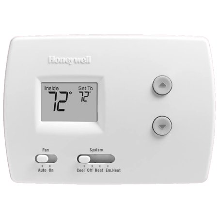 Th3210d1004 honeywell thermostat non programmable for Th 450 termostato