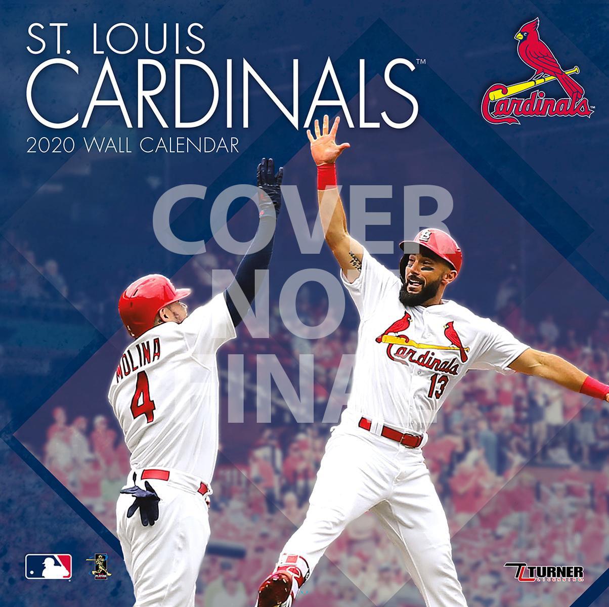 St Louis Cardinals 2020 Calendar St Louis Cardinals: 2020 12x12 Team Wall Calendar (Other