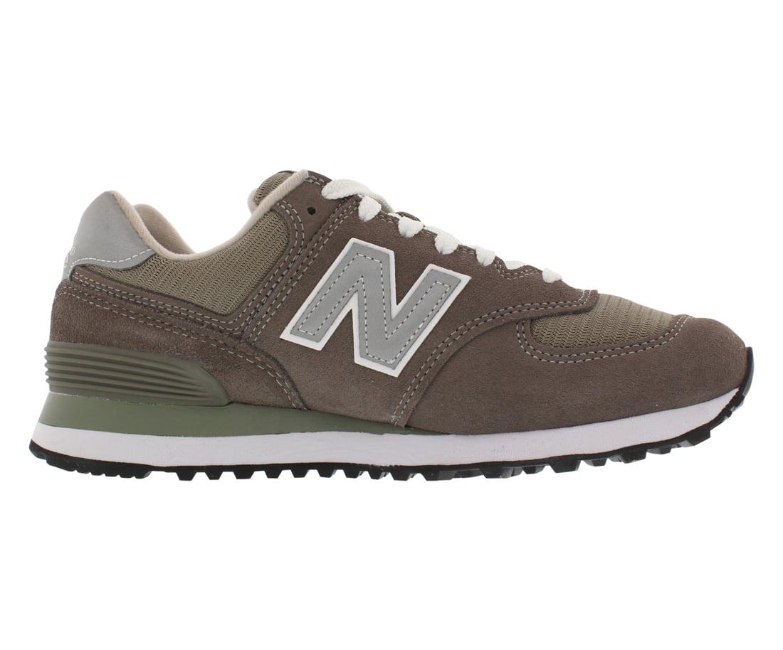 new arrival b47fb 3886f New Balance W574GS: Classic Retro Women GRAY Athletic Comfort Running  Sneaker