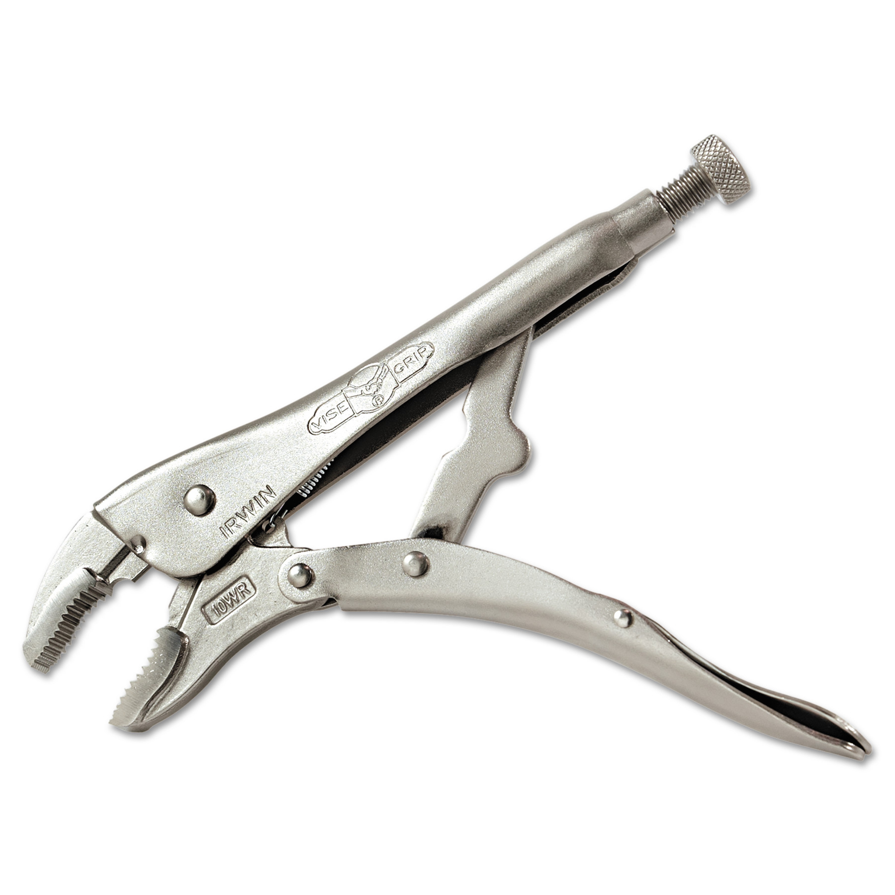 "IRWIN Original Curved-Jaw Cutter Locking Pliers, 10"" Tool Length, 1 7 8"" Jaw... by Irwin Tools"