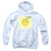 Sun Records Fourty Five Big Boys Pullover Hoodie