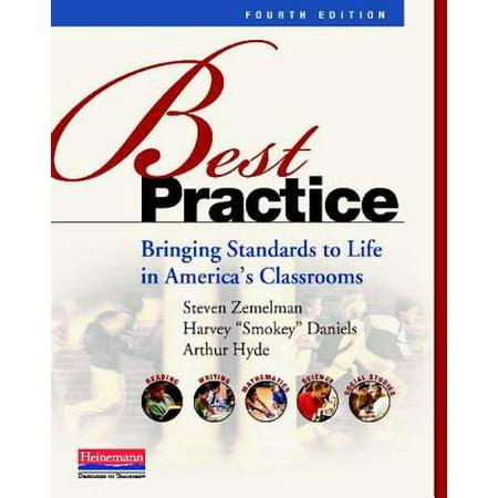 Best Practice : Bringing Standards to Life in America's