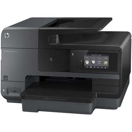 HP Officejet Pro 8620 e-All-in-One Printer Copier Scanner Fax Machine by