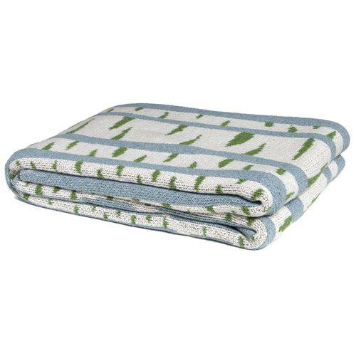 August Grove Cassey Birch Throw Blanket