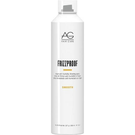 Frizzproof Argan Anti-Humidity Spray, By Ag Hair Cosmetics - 8 Oz Hair