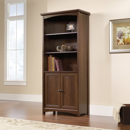 Better homes and gardens oakmore place bookcase euro oak - Better homes and gardens bookshelf ...