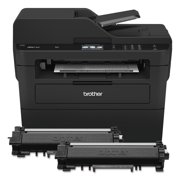 Best Color All In One Laser Printers - Brother Compact Monochrome Laser All-in-One Multi-function Printer, MFCL2750DWXL Review