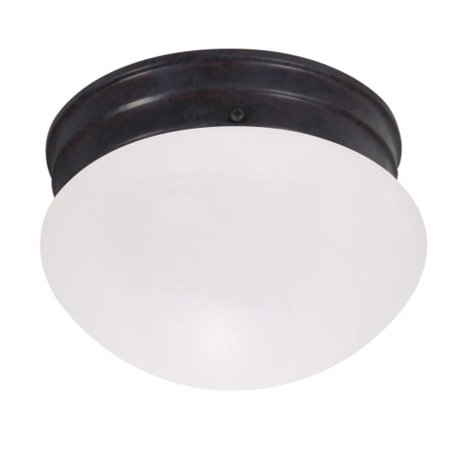 Legacy Ceiling Flush - Nuvo Lighting 62641 - 1 Light (Twist  and  Lock Base) 7.6