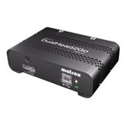 Matrox D2G-DP2D-IF DualHead2Go Digital SE External Multi-display Adapter
