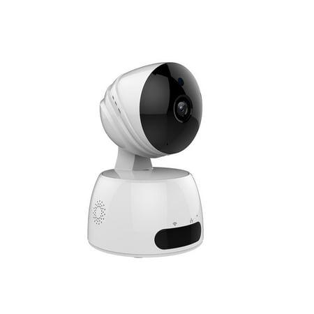 Intelligent 360 Degree Rotation Home Camera Wireless IP