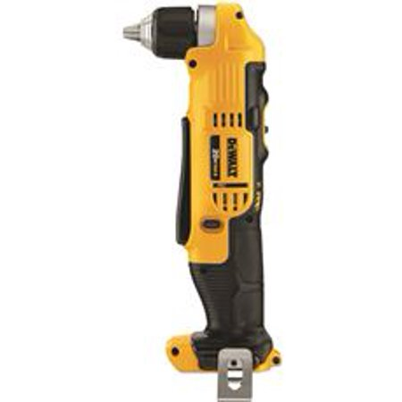 Dewalt 20 Volt Max Lithium Ion 3/8 In. Right Angle Drill/Driver, Tool Only